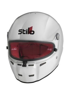 Casco Stilo ST5 CMR Bianco-Rosso