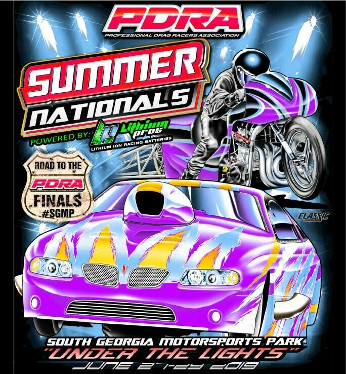 2019 Event 4 - Summer Nationals @ South Georgia Motorsports Park