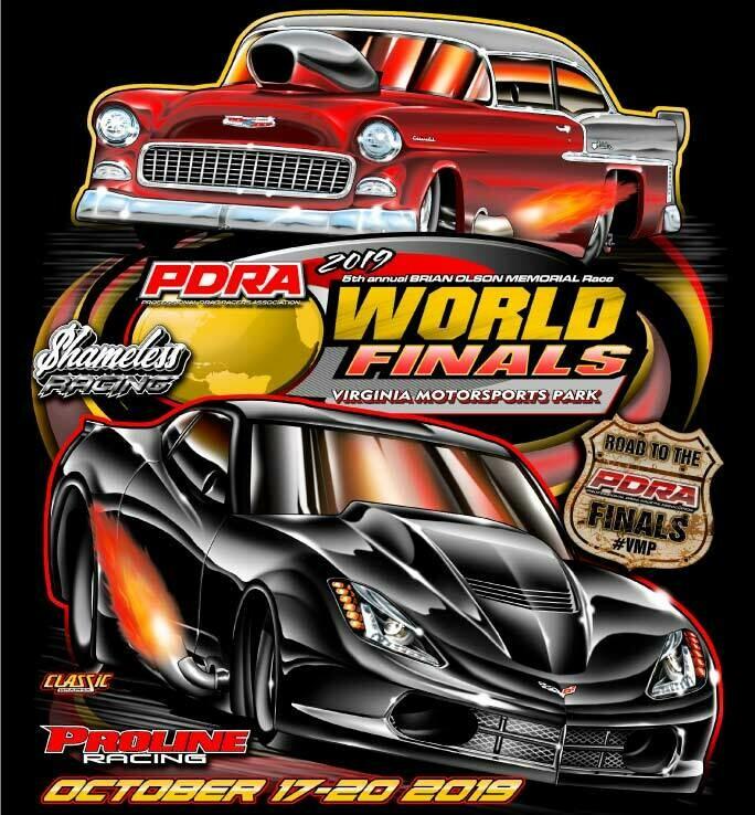 2019 Event 8 - World Finals @ Virginia Motorsports Park Hooded Sweatshirt