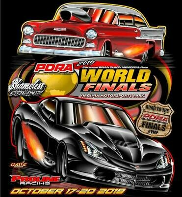 2019 Event 8 - World Finals @ Virginia Motorsports Park Hooded Sweatshirt