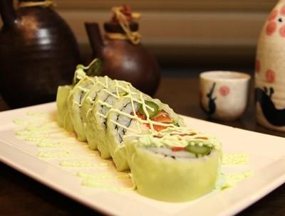 Hiraku Roll (6 pcs)