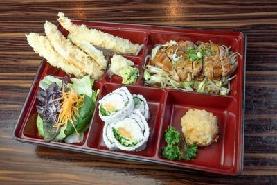 Chicken Lunch Box
