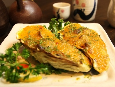 Oyster Motoyaki