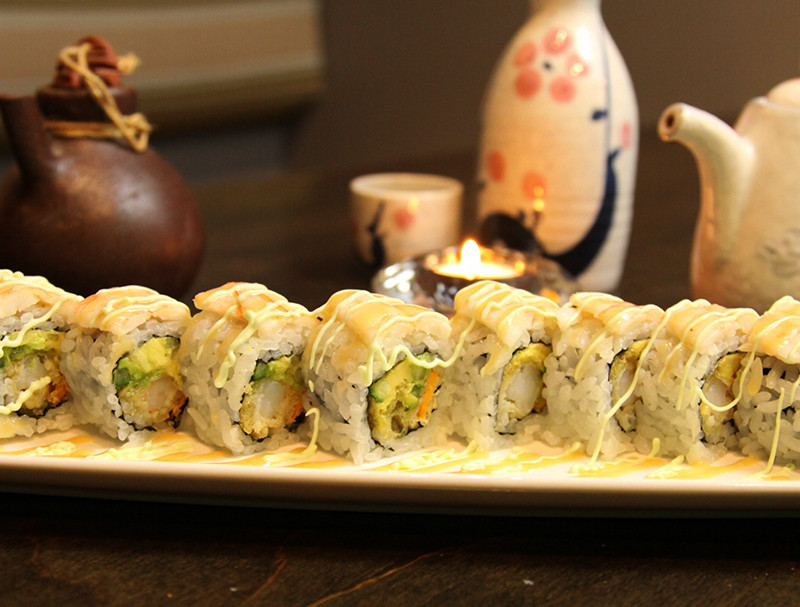 Tiger Roll (8 pcs)
