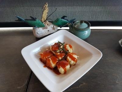 Agedashi Tofu (Spicy)