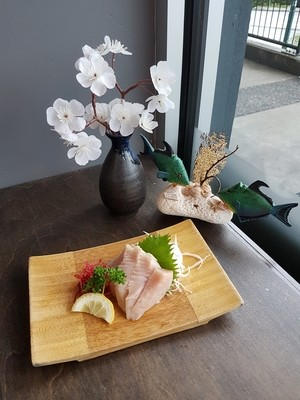 Tuna Toro Sashimi (Half)