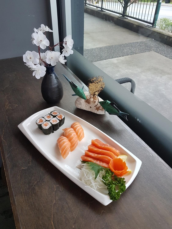 Salmon Combo