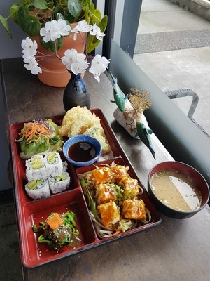 Vegeterian Box