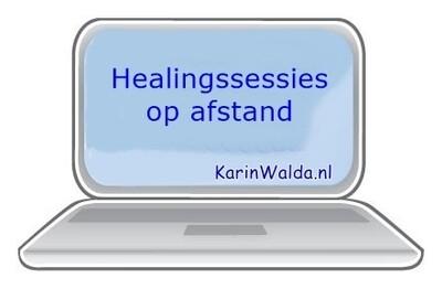 Healingssessie op afstand