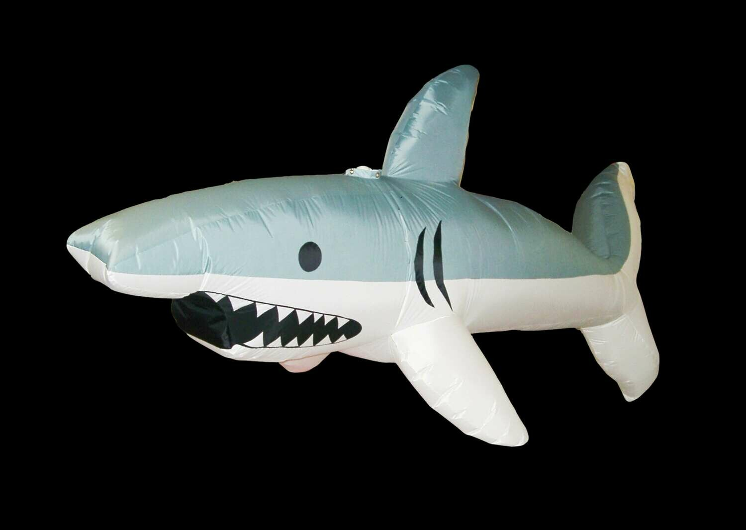 Hanging Inflatable Shark 7.1ft/215cm x 3ft/91cm