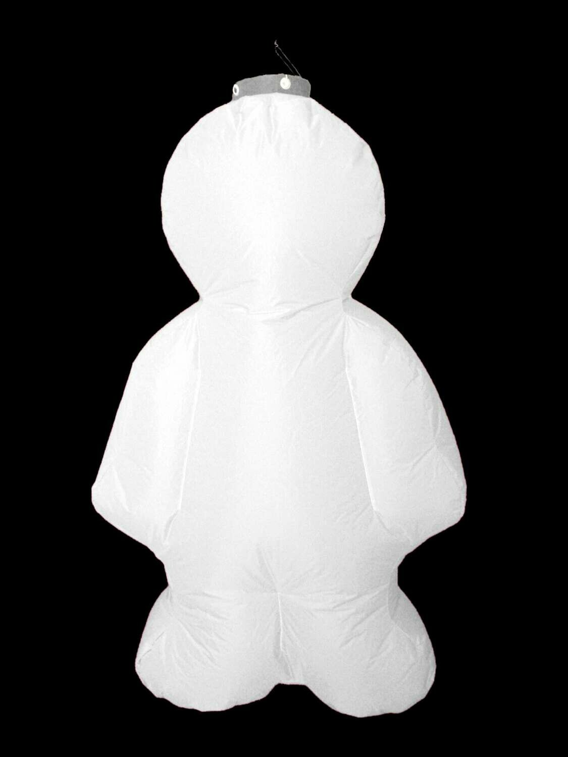 Hanging Inflatable Jelly Baby 3ft/91cm x 5ft/152cm
