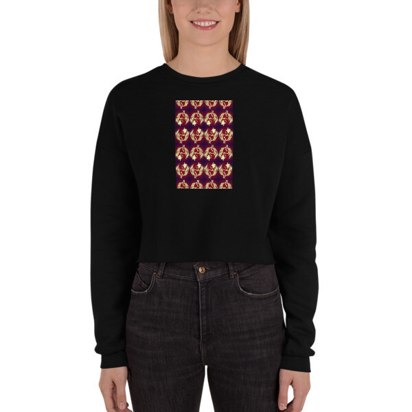 SERIPPY Crop Sweatshirt