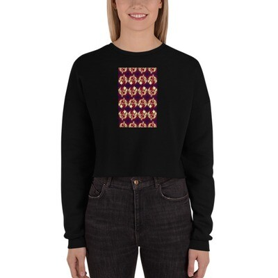SERIPPY Crop Sweatshirt