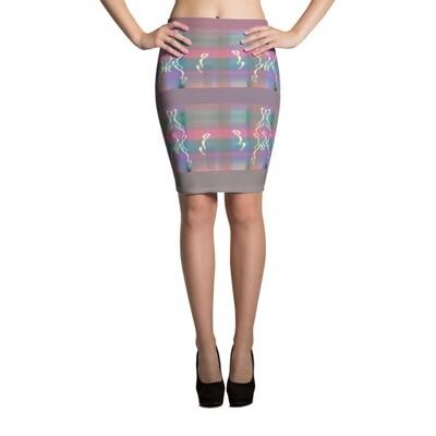 SERIPPY Pencil Skirt