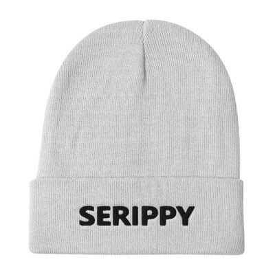 SERIPPY Embroidered Beanie