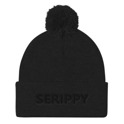 SERIPPY Pom-Pom Beanie