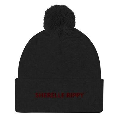 Sherelle Rippy Pom-Pom Beanie