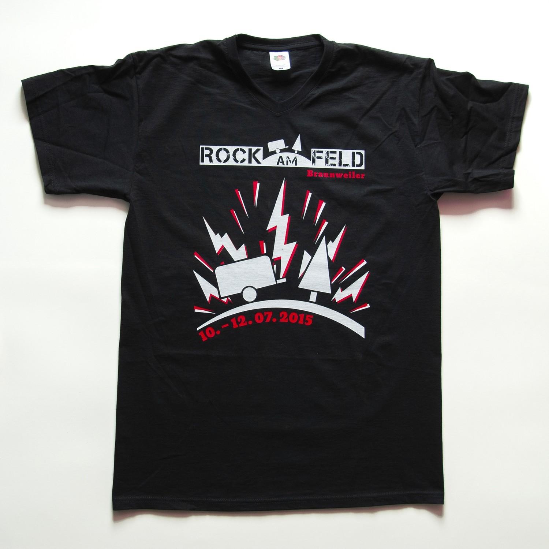 Rock am Feld Shirt 2015