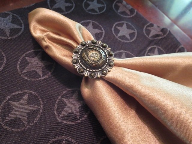 Napkin Ring Adapter Set of Four