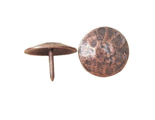 "Clavos ~ 1 1/4"" Copper 17 Pk"