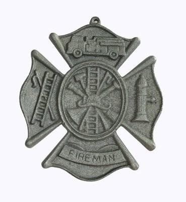Fireman Plaque T225
