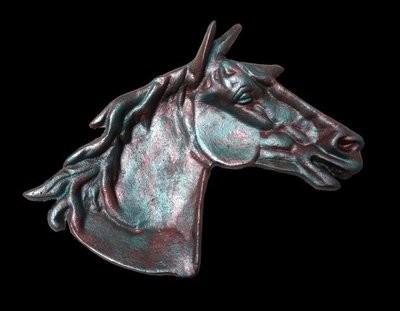 Horse Dish T1630P