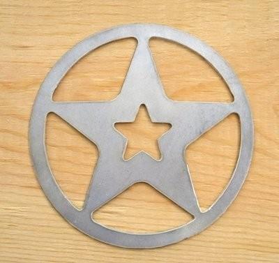 Star in Circle Cutout ~ SCO54-8080
