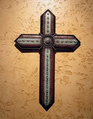 Cross with Rope ~ RB47075B