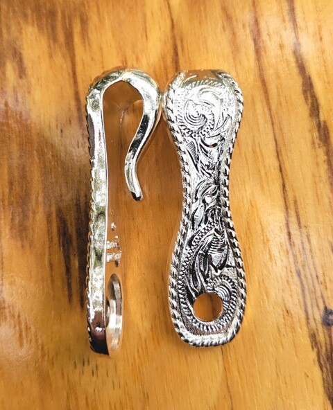 Concho Pendant Adapter ~TL2105SS~ Large Hook