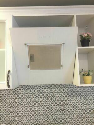 Кухонная вытяжка Midea E60TEW3V04 белая