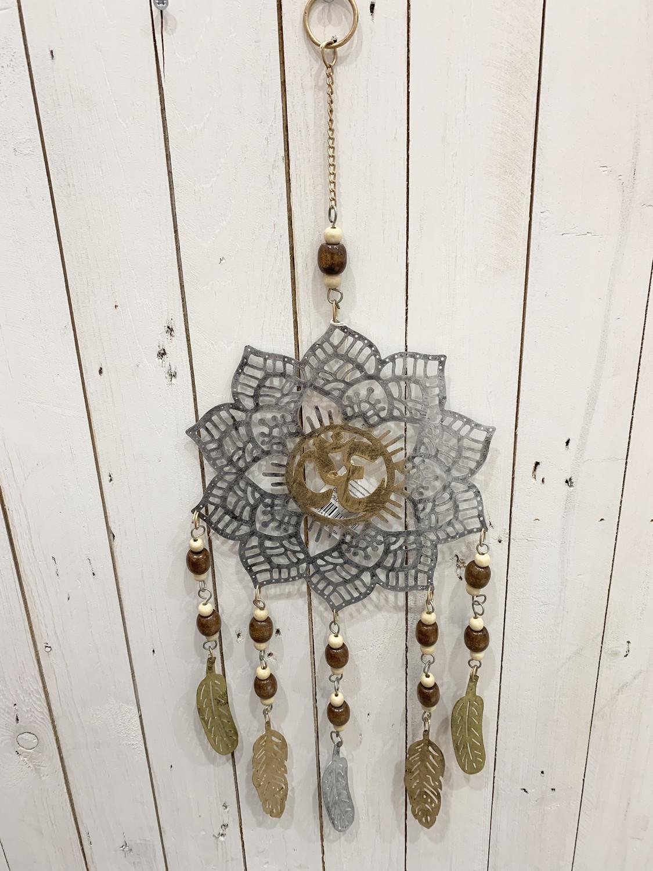 Metal Dream Catcher Flower