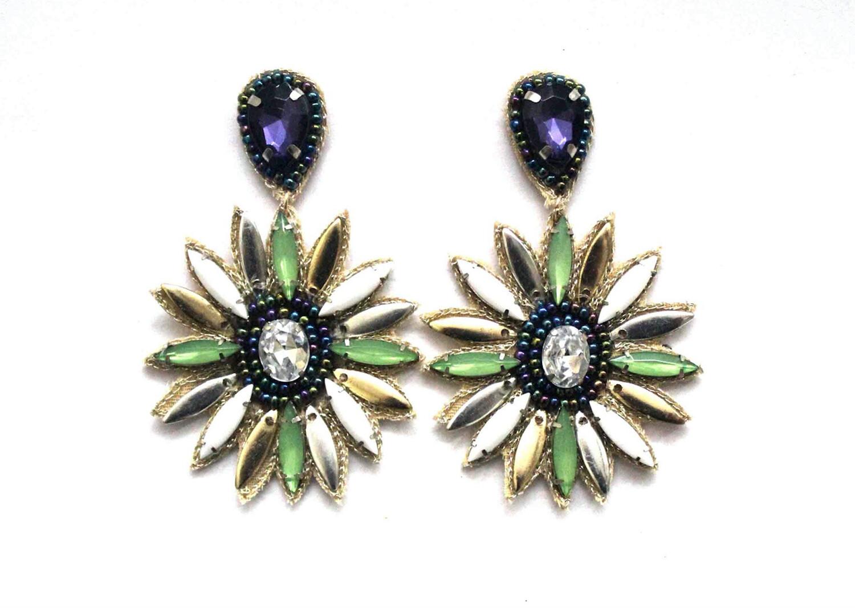 Jemima Beaded Earrings