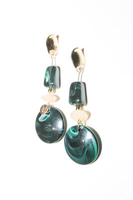 Susie Olive Earrings
