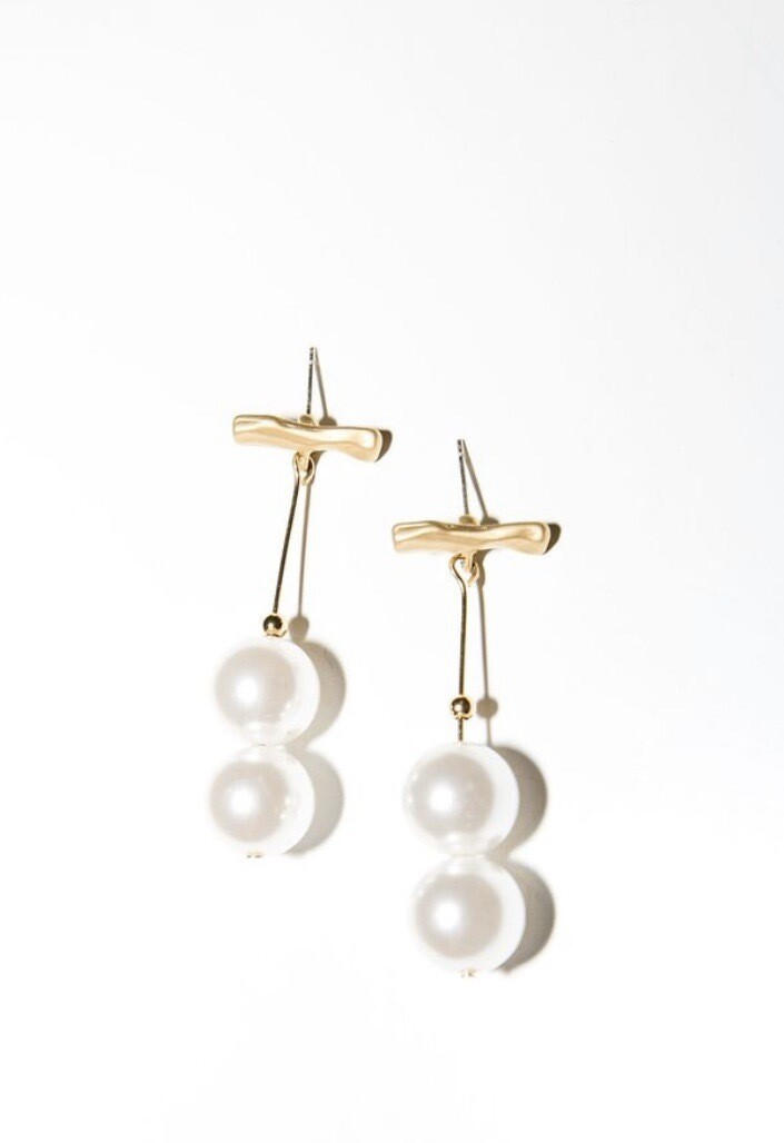 Annabel Pearl Earrings
