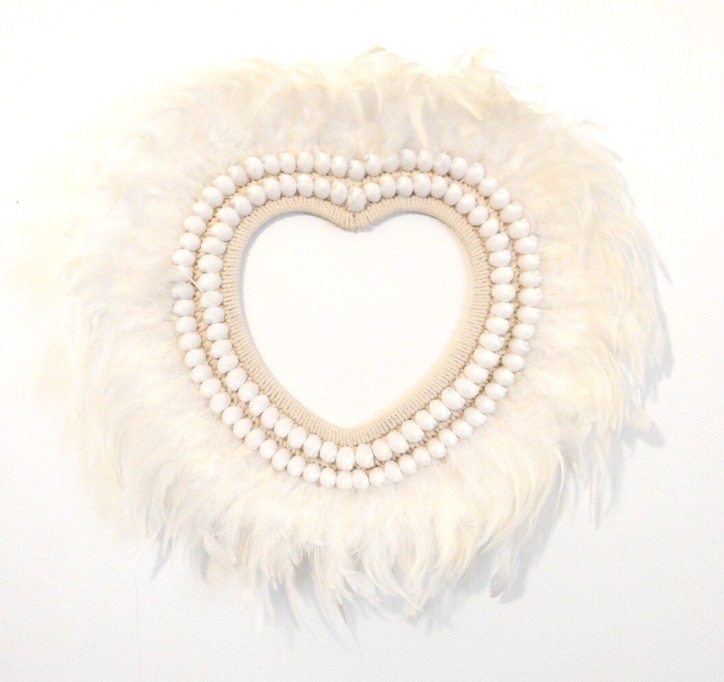 Shell and Feather Heart Juju