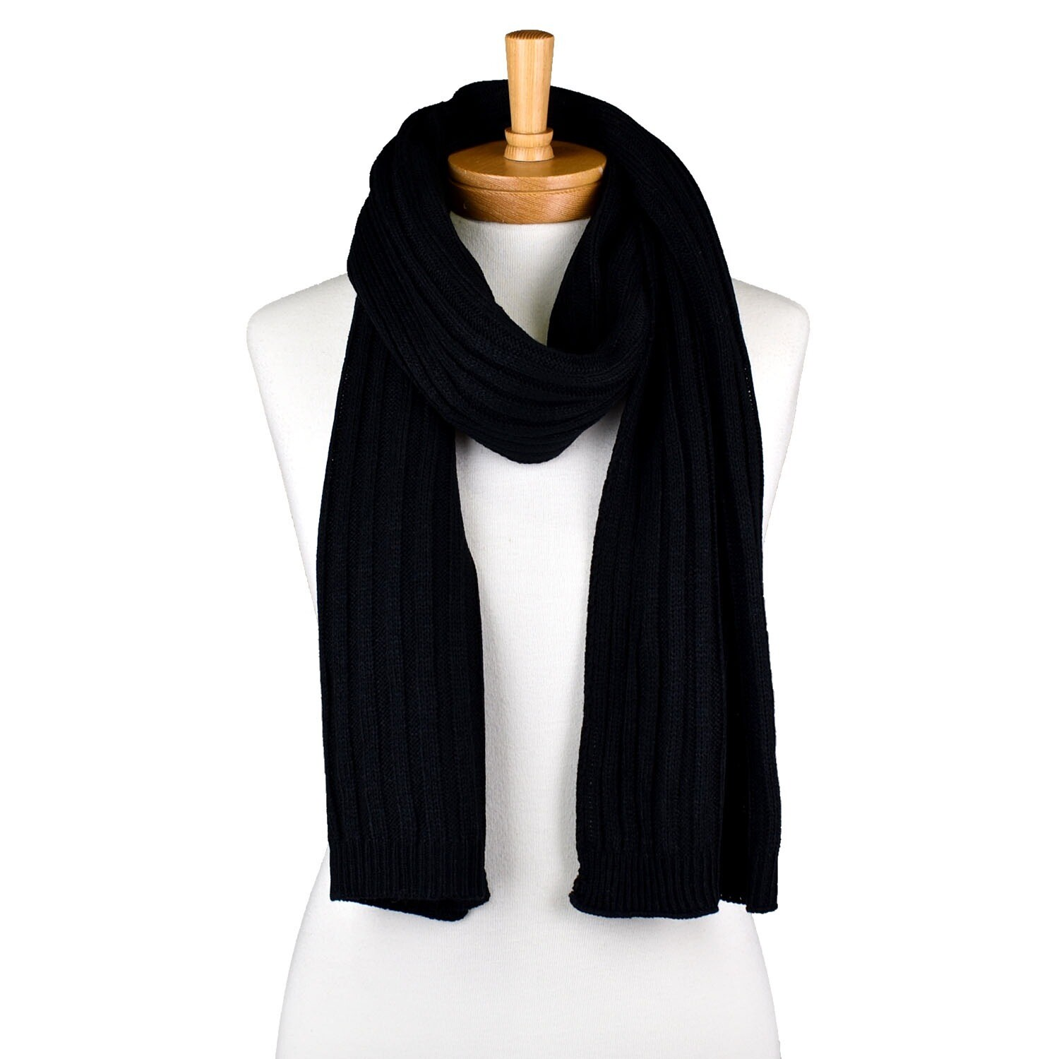 Black stripe Scarfe