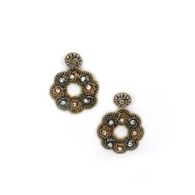Allison Beaded Earrings