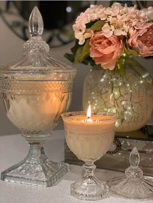 Large Grande Candle