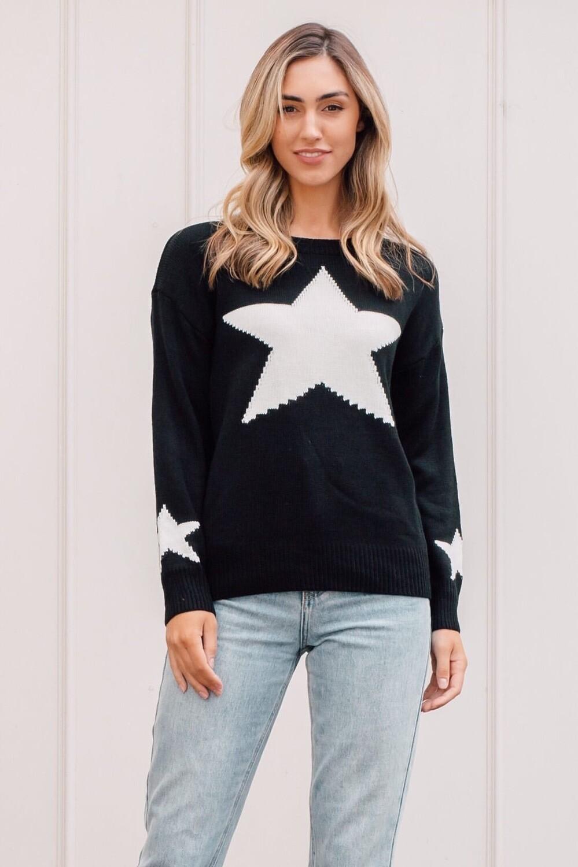 Black Star Jumper