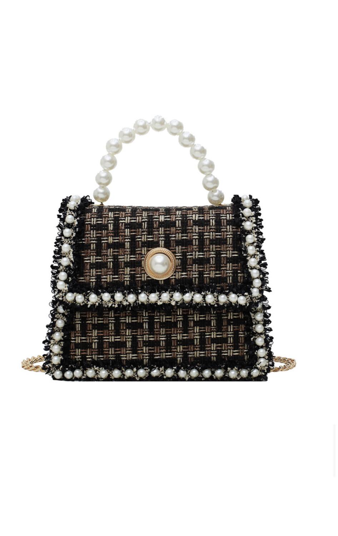Romance Bag Black