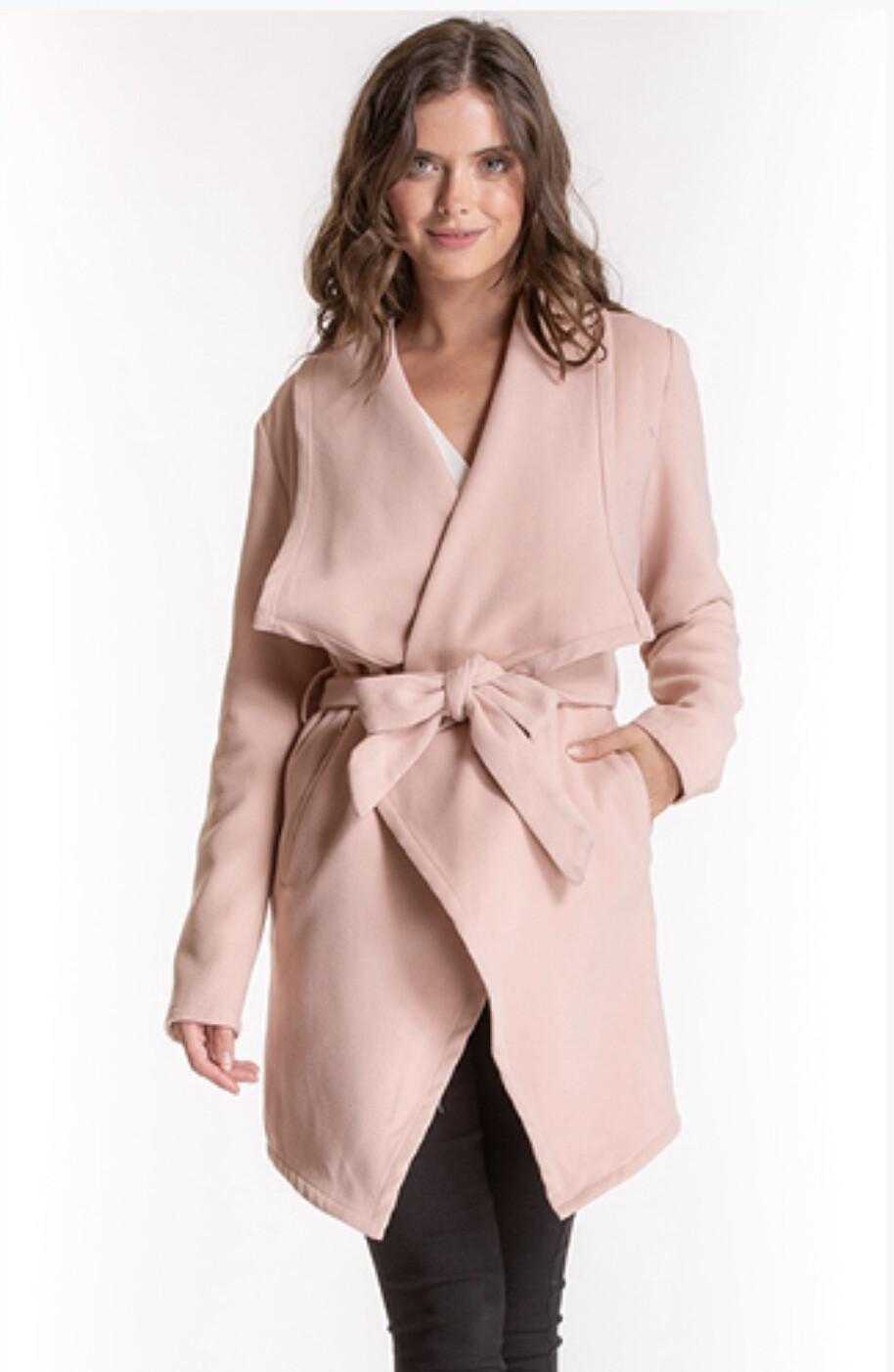 Arabella Coat Pink
