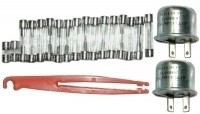FUSE AND FLASHER KIT-20 PIECES-68-73 (#E11208) 4D3