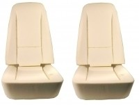 FOAM-SEAT-NOT FOR 78 PACE CAR-4 PIECES-76-78(#E7051)