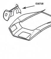 SKIRT-INNER-HAND LAYUP-RIGHT HAND-68-72 (#E16718)