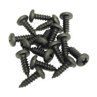 SCREW SET-HEADLAMP RETAINING RING-12 PIECES-58-82 (#E12593) 3C4
