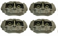 CALIPER SET NEW -O RING STYLE-NEW-NO CORE REQUIRED-4 PIECES-65-82 (#E8222S)