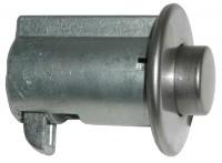 LATCH-REAR COMPARTMENT DOOR-S.S.-PUSH BUTTON AND BEZEL-68-82 (#EC437) 3D3