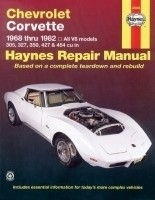 MANUAL-HAYNES REPAIR-68-82 (#E14505)  4AA3