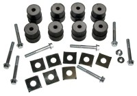 BODY MOUNT-COMPLETE KIT-ALL-73-82 (#E9017) 2D1