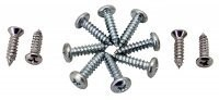 SCREW KIT-WINDSHIELD CORNER-HEADER MOLDING 69-76 (#E9623) 3C4